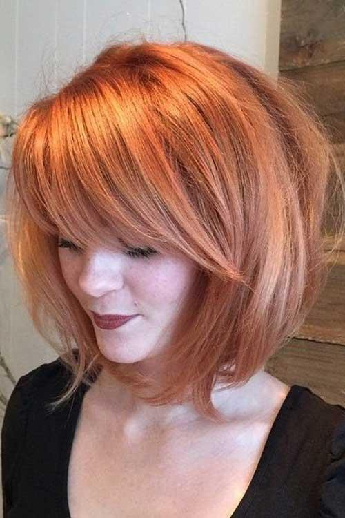 Trendy Short Hairstyles-11