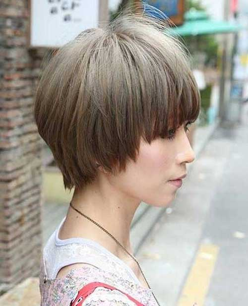 15 Asian Bob Haircut Pics Short Hairstyles Amp Haircuts