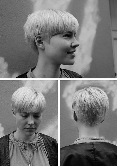 Hairstyles for Short Hair with Bangs-14