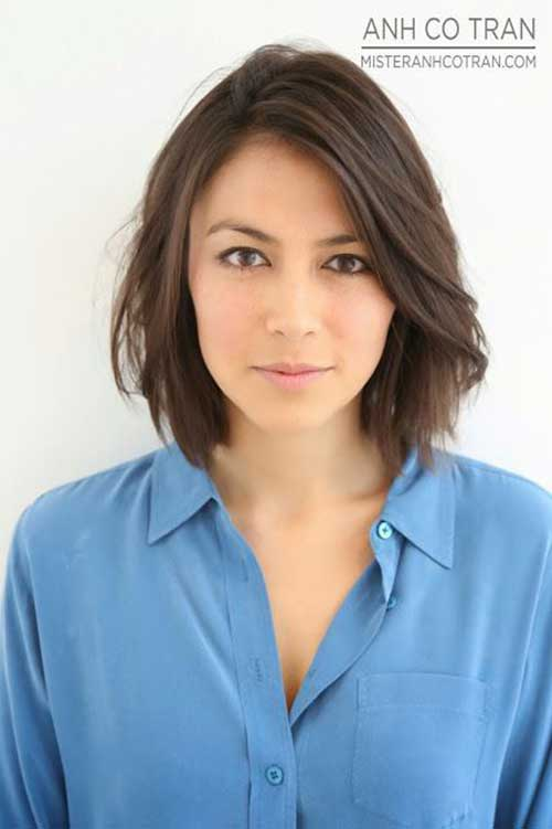 Short Haircuts for Straight Hair-14