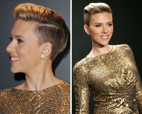 15. Short Hairstyle