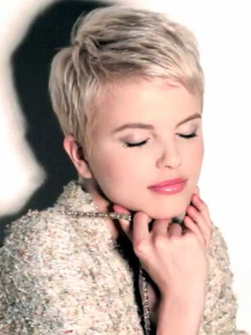 Cute Hair Styles for Short Hair-15