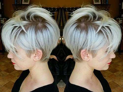 Short Hair Styles for Women-16