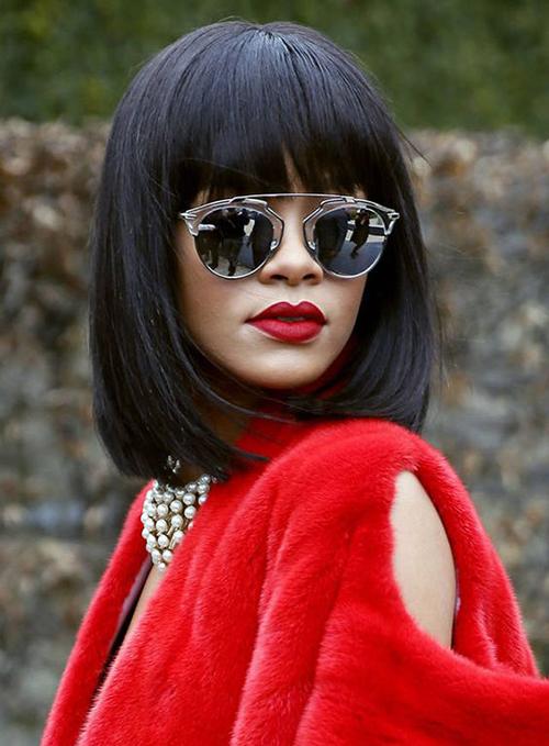 Rihanna Bob Haircuts-16