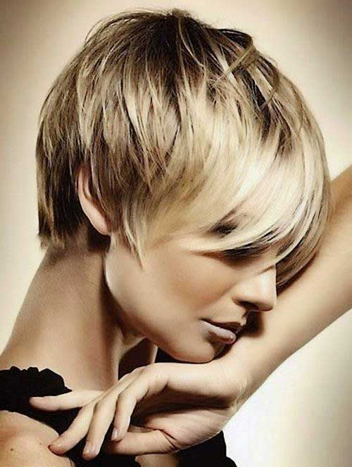 Trendy Short Hairstyles-16