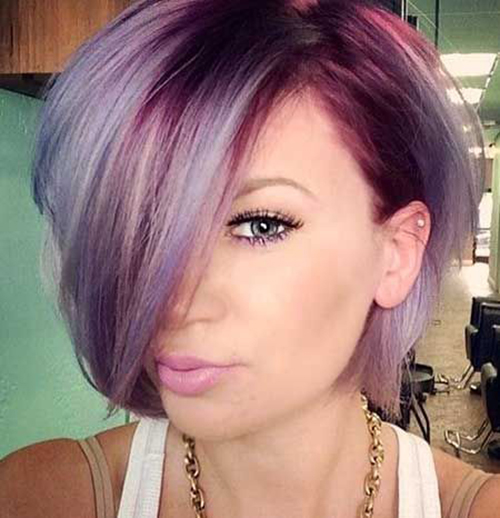 17. Short Hairstyle