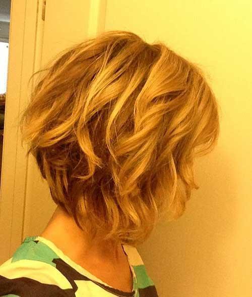 Wavy Short Hairstyles-18