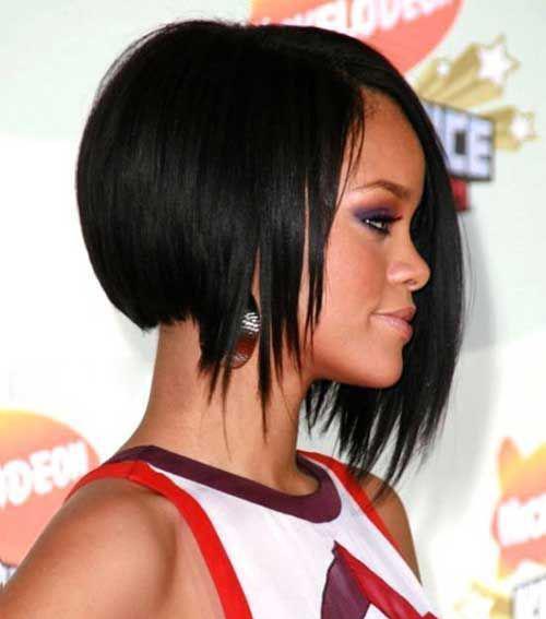 Rihanna Bob Haircuts-19
