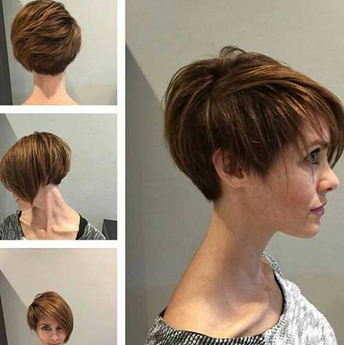 Trendy Short Hairstyles-21