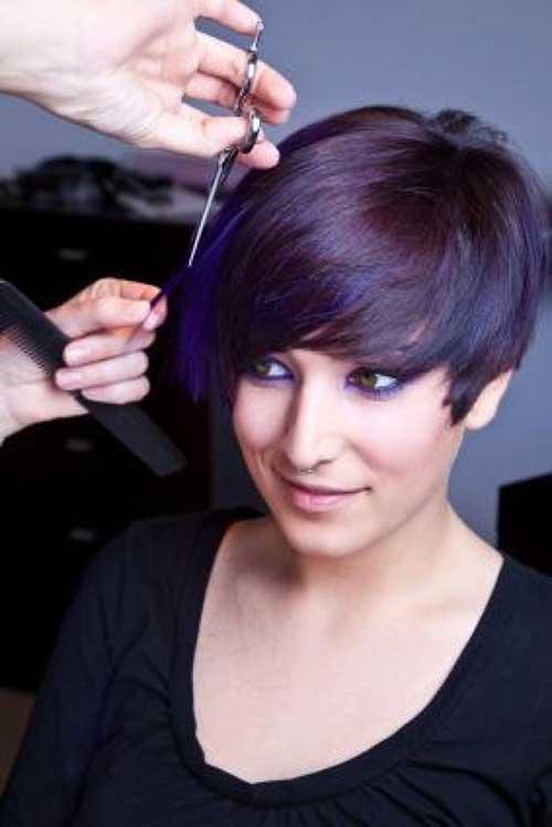 Trendy Short Hairstyles-23