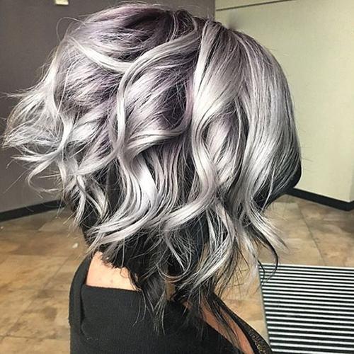 Short Grey Hair Styles-6