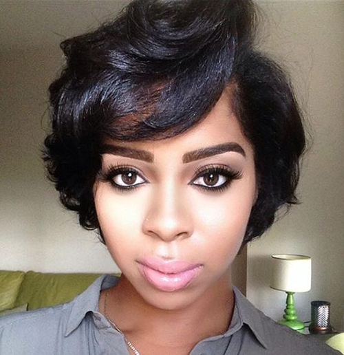 7.Hairstyle for Black Girls