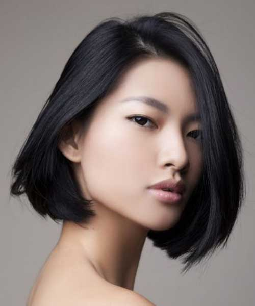 15 Asian Bob Haircut Pics Short Hairstyles Amp Haircuts 2017
