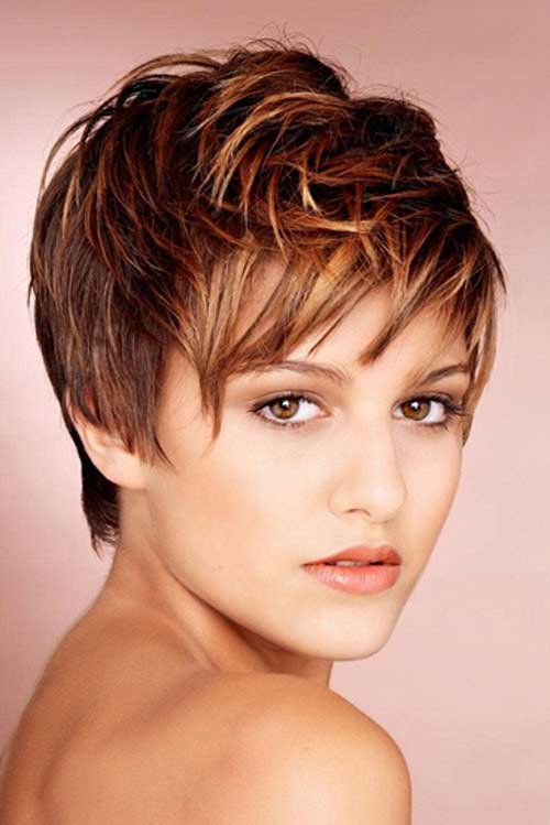 Cute Hair Styles for Short Hair-9