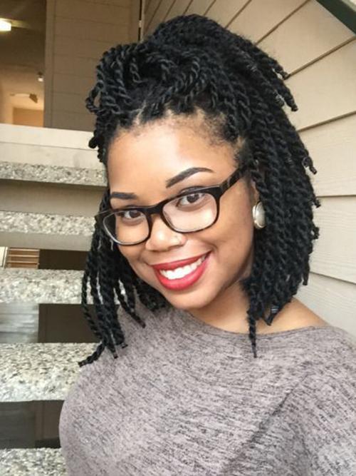 Black Girl Short Hairstyles