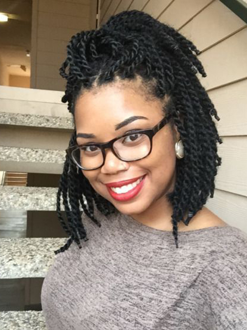 Excellent 15 Chic Hairstyles For Black Girls Short Hairstyles Amp Haircuts 2015 Short Hairstyles For Black Women Fulllsitofus