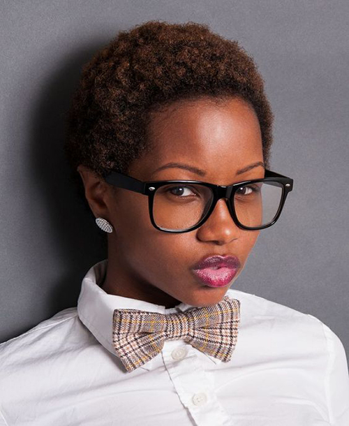 Cute Hairstyle for Black Girls