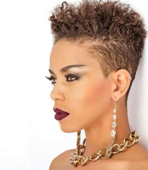 15 natural short curly hairstyles short hairstyles