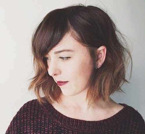 Short Textured Hair Style