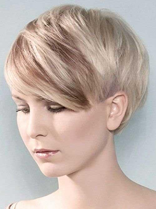 Trendy Short Hair Cuts