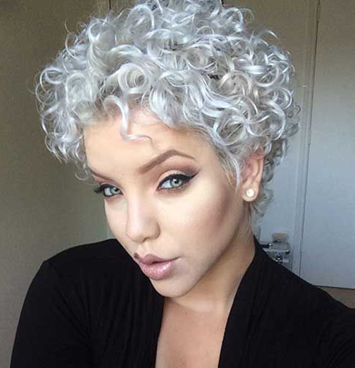 25 Gorgeous Short Curly Hairstyles | Short Hairstyles & Haircuts 2015