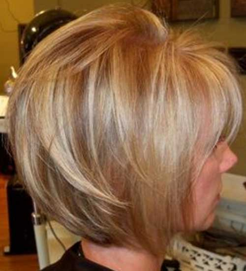 2015 Graduated Bob Haircuts