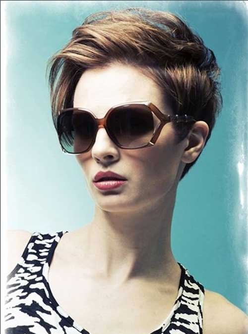 2015 Short Pixie Hair Trends