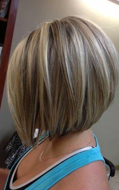 2015 Short Line Bob Haircuts
