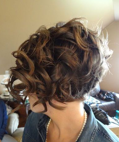 Short Curly Hairstyles-9