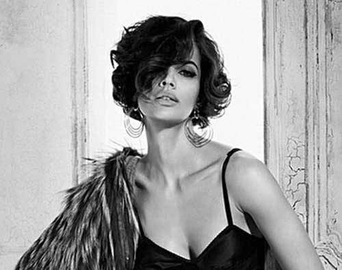 Best Short Curly Haircuts Ideas for Women