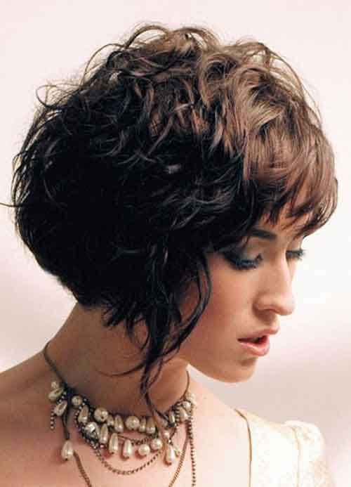 Best Short Wavy Haircuts