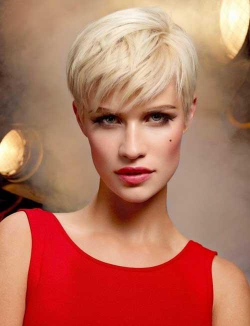 Surprising Very Short Blonde Hairstyles 2016 Hairstyles For Men Maxibearus