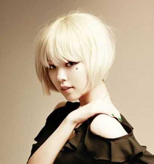 Chinese Bob Hairstyles 2014 - 2015 | Short Hairstyles & Haircuts | 2018 - 2019