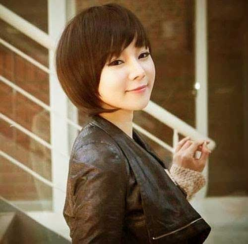 Wondrous Chinese Bob Hairstyles 2014 2015 Short Hairstyles Amp Haircuts 2015 Hairstyle Inspiration Daily Dogsangcom