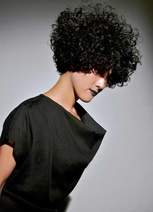 Stupendous 20 Short Curly Afro Hairstyles Short Hairstyles Amp Haircuts 2015 Short Hairstyles For Black Women Fulllsitofus