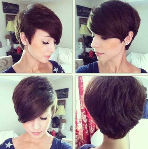 Cool Short Side Hair Cut Ideas