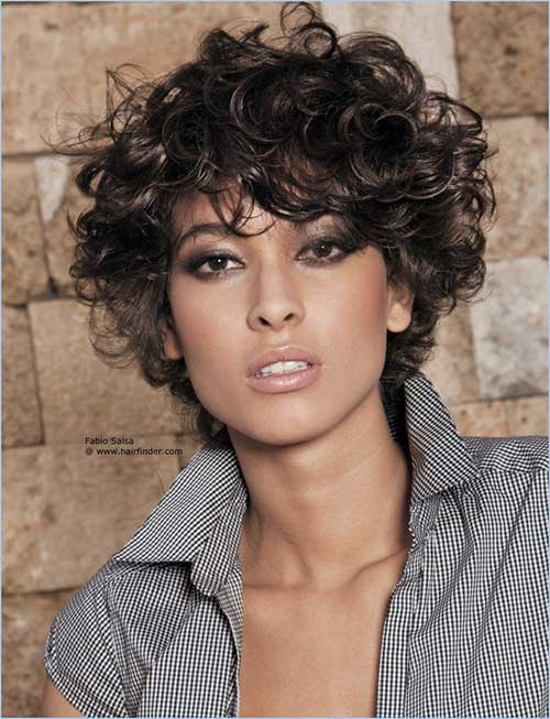 Best Curly Haircut Girls Hairstyles