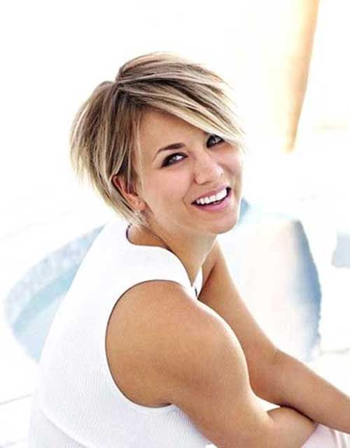 25 Short Hair Cuts for Women
