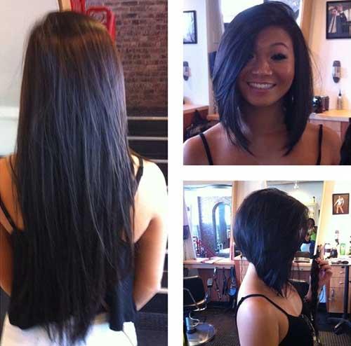 Cute Bob Hair Cut