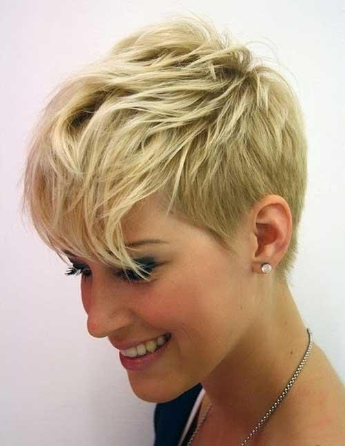 Cute Hair Pixie Cuts Idea