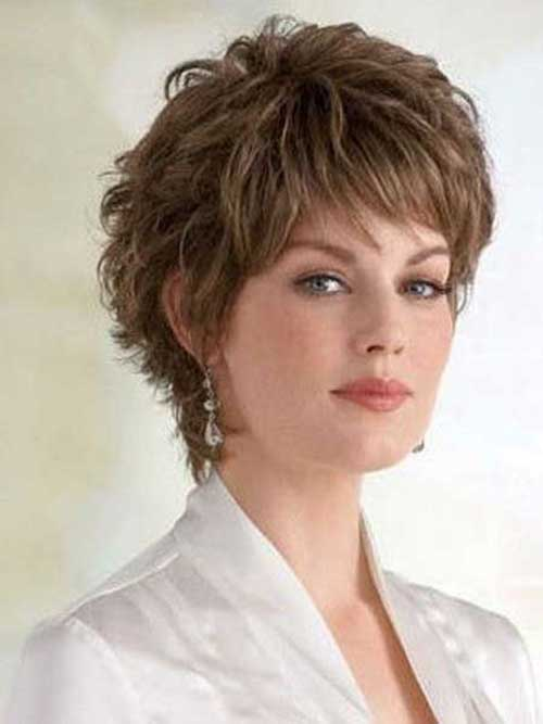 Cute Layered Pixie Short Hairstyles