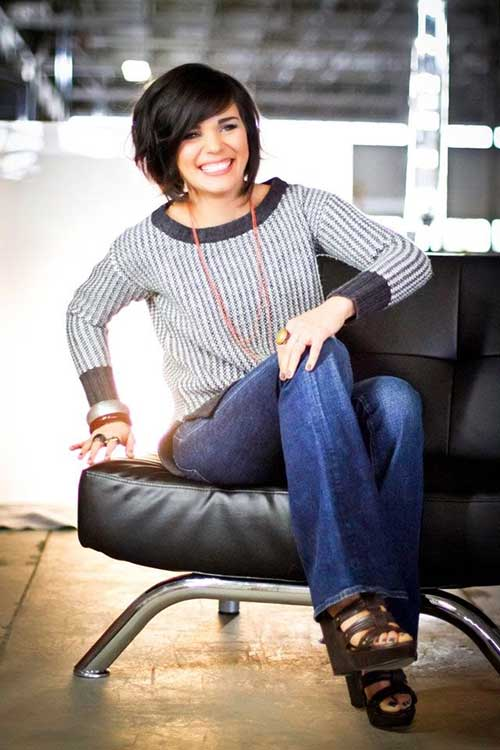 Cute Short Bob Cut Ideas
