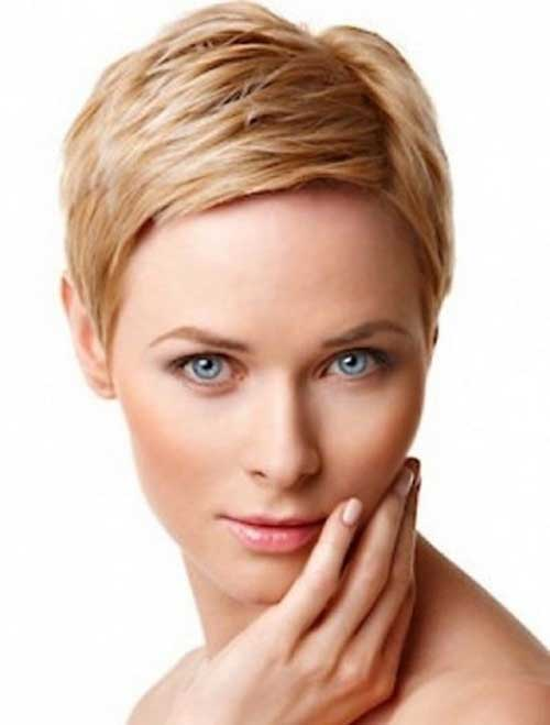 Cute Very Short Haircuts for 2014