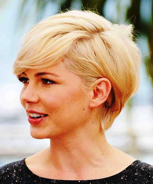 Cute Short Hairstyles Ideas 2015