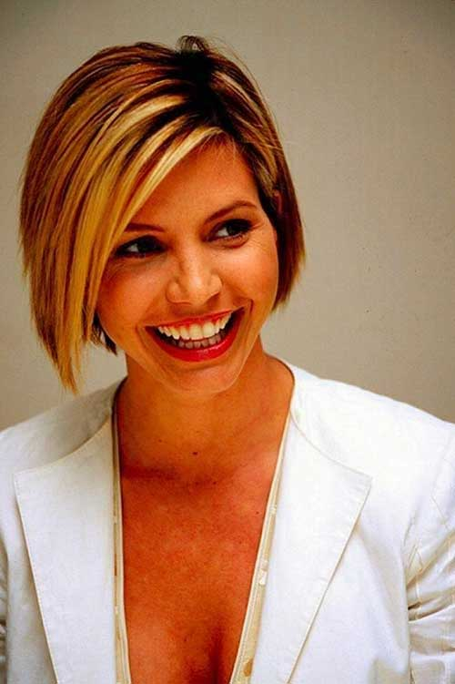 Cute Straight Short Hairstyles