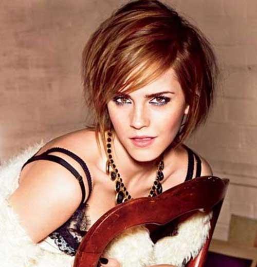 Emma Watson Short Hair Trend 2015
