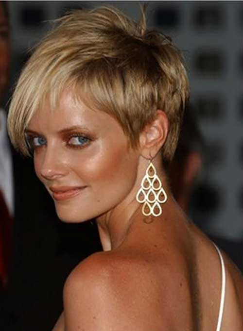 Funky Chic Pixie Hairstyles