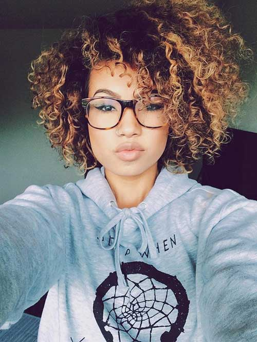 15 Cute Hairstyles for Black Girls | Short Hairstyles & Haircuts ...