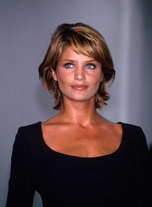 15 Short Haircuts For Women With Fine Hair Short Hairstyles Haircuts 2019 2020