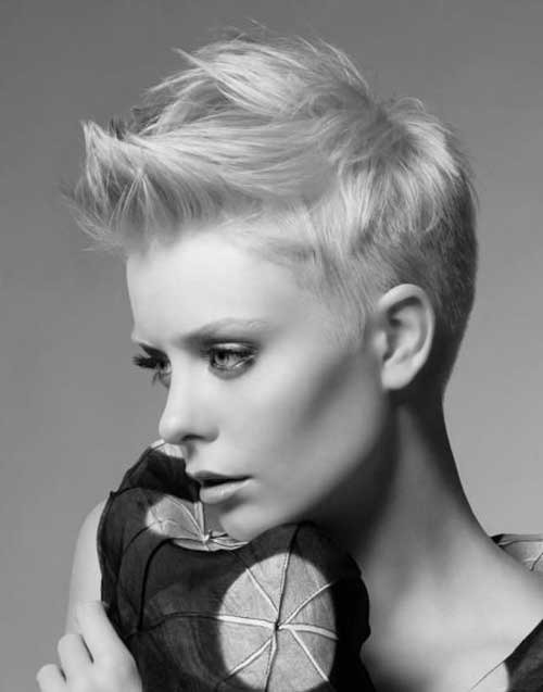 Cool Hairstyles for Very Short Hair